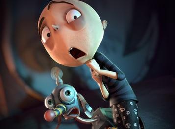 Figaro Pho Korku Macerası 3D