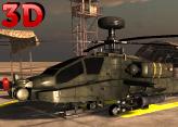 Fırtına Helikopteri 3D