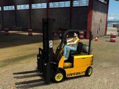 Forklift Kullan ve Yükleri Taşı