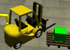 Forklift Simülatörü 3D