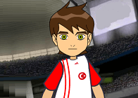 Futbolcu Ben 10