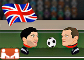 Futbolcu Kafalar Premier Lig İngiltere