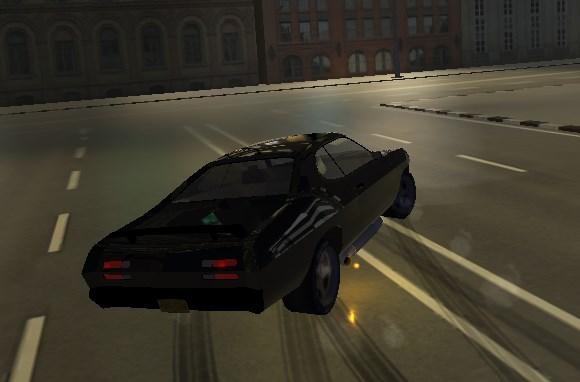 Gece Araba Sürme