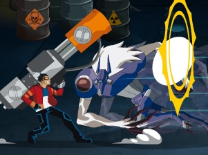 Generator Rex Gerçek Macera