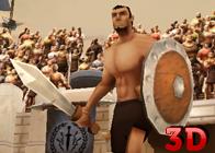 Gerçek Gladyatör Savaşı - 3D