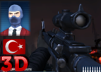 Gizli Sniper (Keskin Nişancı) 3D - Türkçe