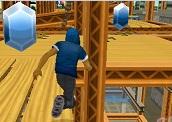 Gökyüzü Koşusu 3D - Skyline Runner