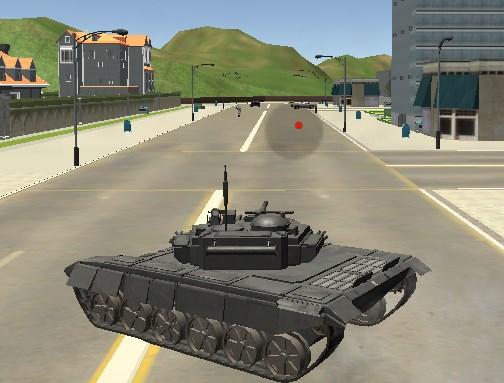 GTA Tank Sürme