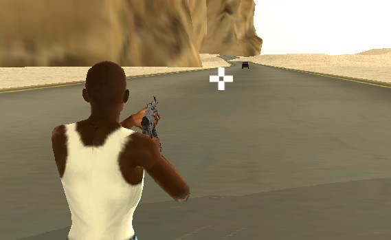 GTA Zenci Mod