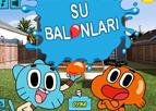 Gumball Su Balonları - Türkçe