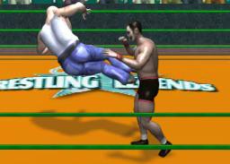 Güreş Efsaneleri 3D - Amerikan Güreşi