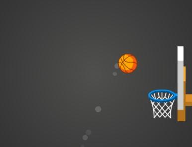 Hareketli Basket Topu