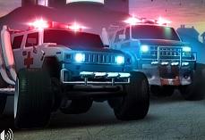 Hastane Ambulansı Kullan
