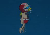 Havuza Atlayış