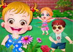 Hazel Bebek Bahçe Partisi
