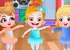 Hazel Bebek Balerin Dansı