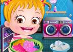 Hazel Bebek Çamaşır Yıkama Günü