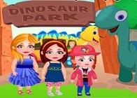 Hazel Bebek Dinazor Parkı
