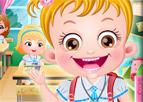 Hazel Bebek Okul Temizliği