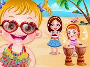 Hazel Bebek Plaj Partisi