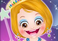 Hazel Bebek Prenses Makyajı