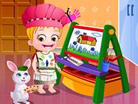 Hazel Bebek Renkleri Öğreniyor