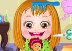 Hazel Bebek Saç Bakımı