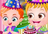 Hazel Bebek Sürpriz Doğum Günü