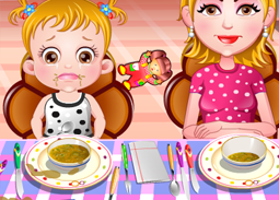 Hazel Bebek Yemek Kuralları