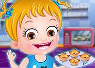 Hazel Bebek Yemek Zamanı