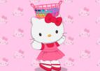 Hello Kitty Çamaşırhane Günü