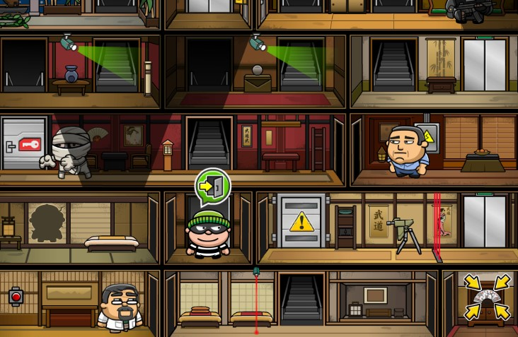Hırsız Bob Japonya