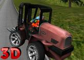 Hızlı Forklift 3D