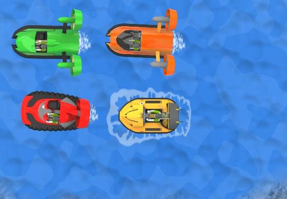 Hovercraft Yarışları