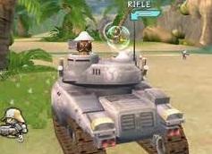 İki Kişilik Tank Savaşı