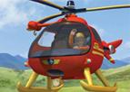 İtfaiyeci Sam ve Helikopteri