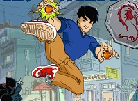Jackie Chan Ninjalara Karşı