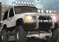Jeep Park Etme