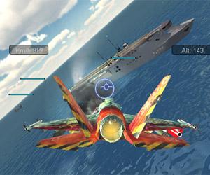 Jet Uçak Savaşları 3D