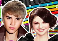 Justin Selena Makyaj