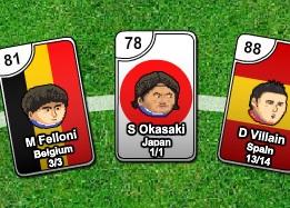 Kafa Futbolcu Kartları
