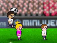 Kafa Futbolu Takım Maçı - 2 Kişilik