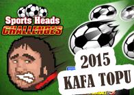 Kafa Topu 2015 - 1 ve 2 Kişilik