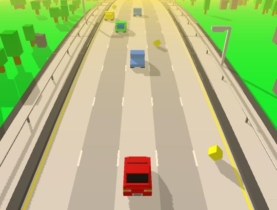 Kalabalık Trafik