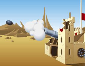 Kale Savaşları - 1 ve 2 Kişilik