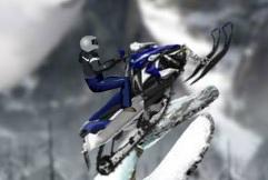 Kar Moturu Yarışı