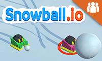 Kar Topu Savaşı (Snowball.io)