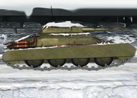 Karda Tank Sürme
