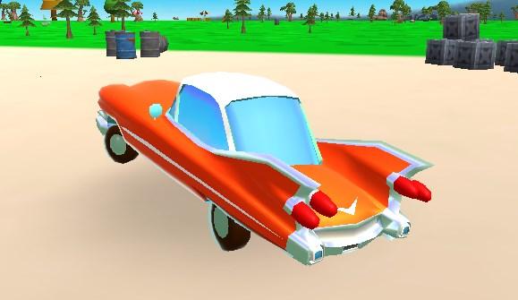 Karton Araba