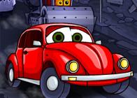 Kırmızı Katil Araba 4